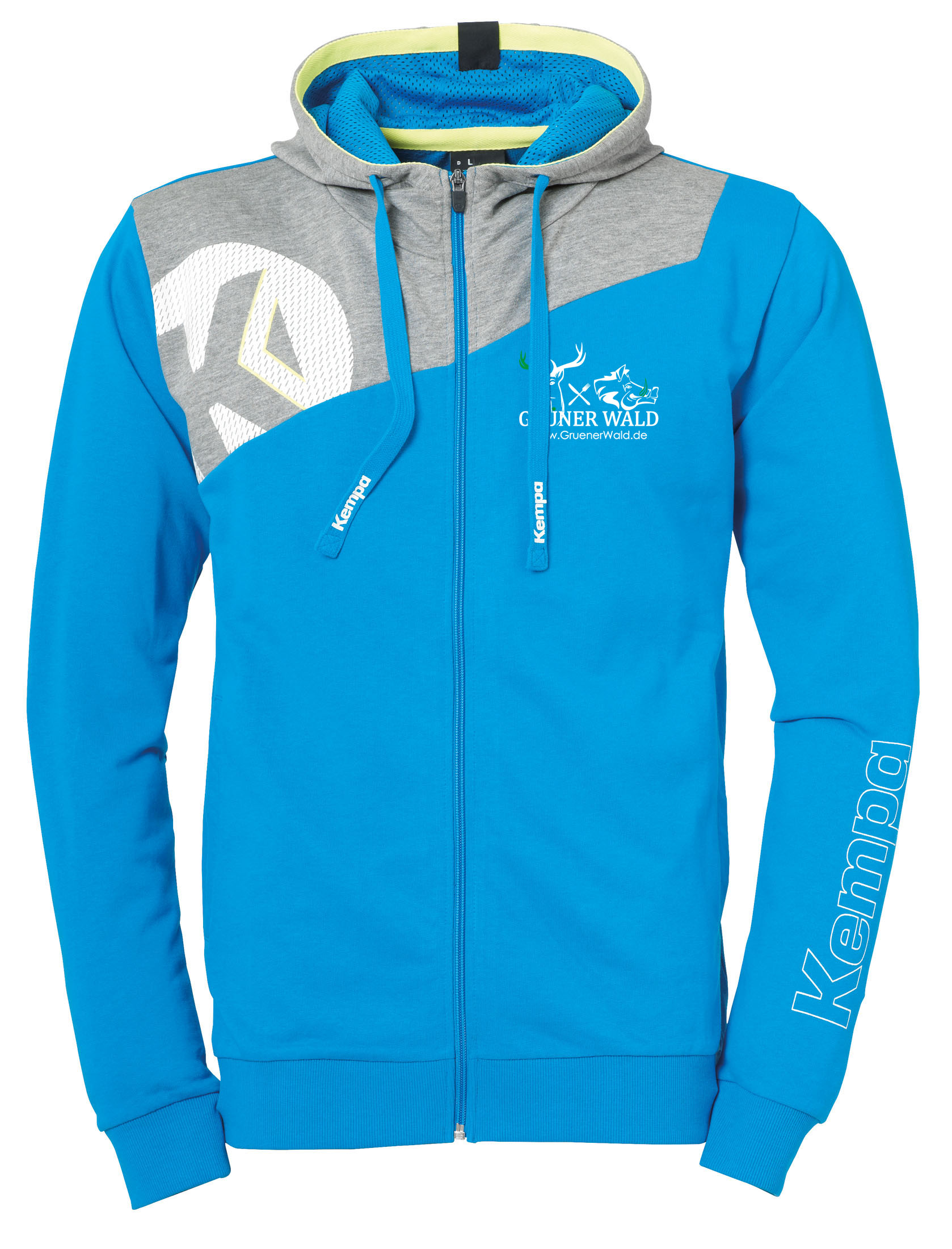 Kempa Core 2.0 Hood Jacket