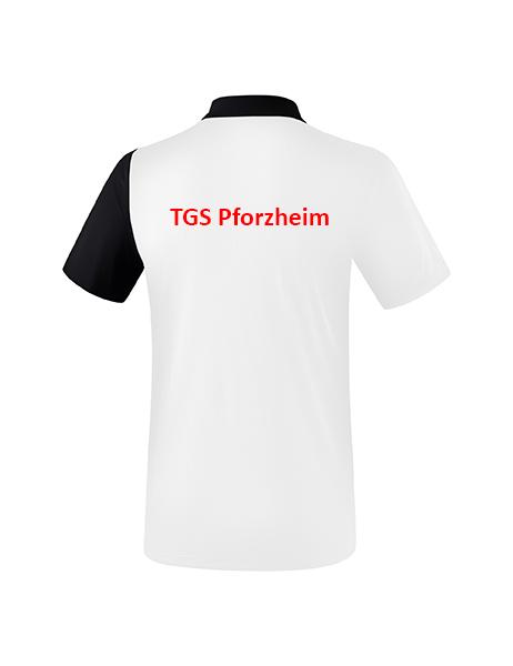 5-C Poloshirt - Bild 2